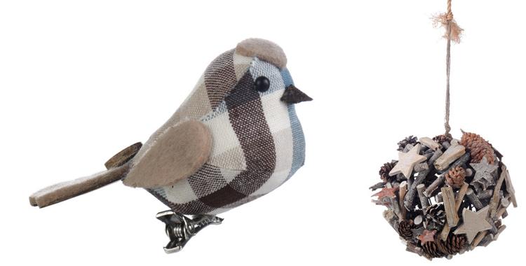 Pájaro y bola de El Corte Inglés