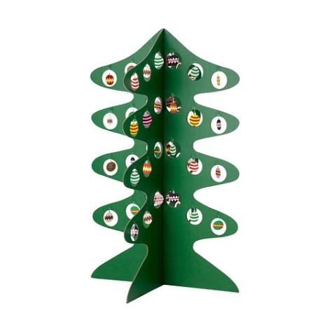 Árbol de Navidad de Ikea para los que no tienen mucho espacio