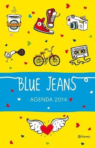 Agenda 2014 de Blue Jeans