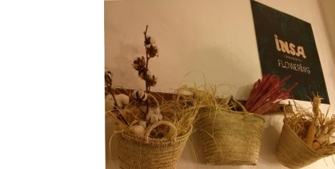 Algunas de las creaciones de Insa Ornaments