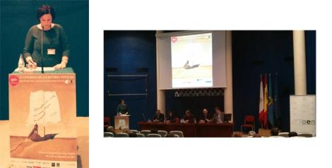 Repasando el protocolo de la inauguración e imagen del evento en el II Congreso de Escritores Noveles