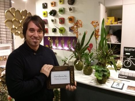 Sebastián Pedotti responsable de Verde-Arte