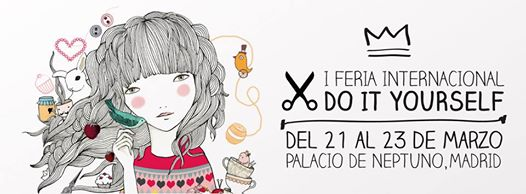 La primera feria Do it your self en Madrid