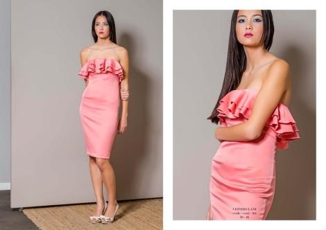 Y aquí os dejo una imagen del que es para mi el vestido más bonito de toda la colección