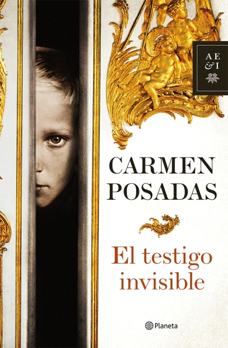 El testigo invisible es el último trabajo de Carmen Posadas donde la moda tiene un papel muy importante