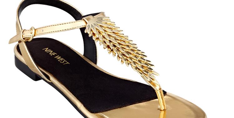 Las sandalias Nine West de El Corte Inglés son una buena elección para ir elegante pero sobre todo cómoda