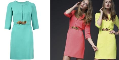 Vestidos de Vilagallo para la primavera-verano 2014