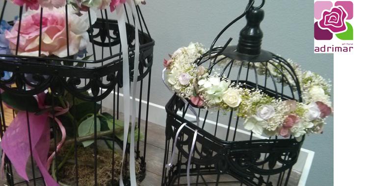 Destáca-te contó con la colaboración de Adrimar para ofrecer un taller sobre decoración floral
