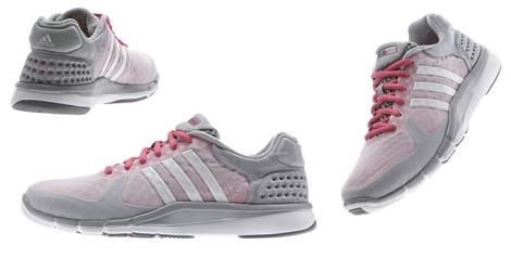 Zapatilla Climacool Adidas. Colores y diseño suave para vestir el pie de la mujer