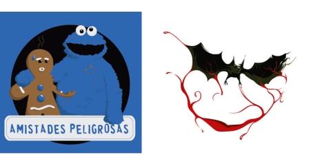 Dos diseños diferentes de Dayaaan y de Marcin. Una camiseta para cada persona
