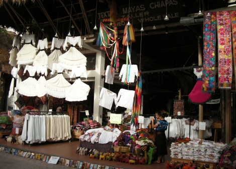 Artesanía y moda mexicana