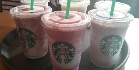 El nuevo Frapuccino Yogur de Starbucks
