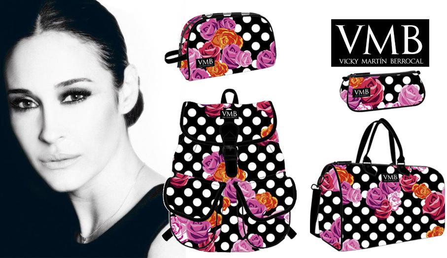 Vicky Martín Berrocal también ha hecho sus pinitos en el mundo de la moda y lleva esta colección a SAFTA. Imágenes y montaje de SAFTA