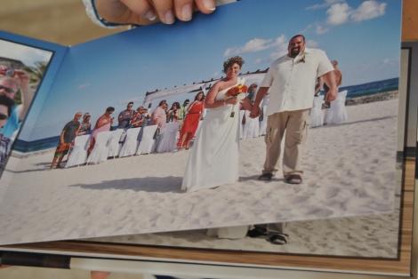 Muestra del trabajo fotográfico de bodas del Bahía Príncipe