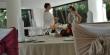 Reunión con los responsables de la organización de bodas del hotel