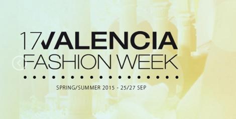 Imagen oficial de Valencia Fashion Week que comenzará el próximo jueves
