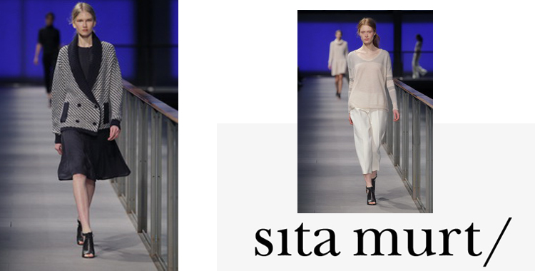 Prendas de la colección de Sita Murt O/I 2014.2015
