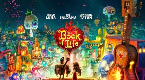 Película El libro de la vida. Imagen de blogvecindad.méxico