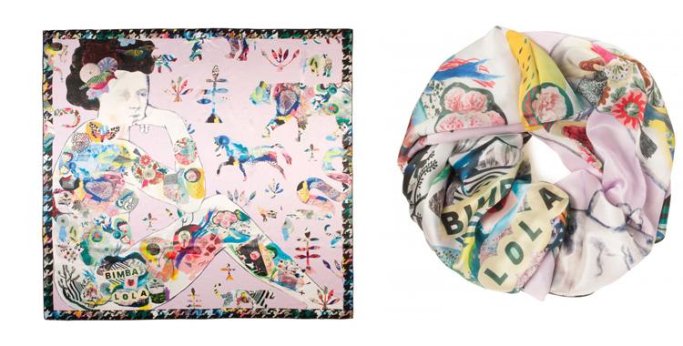Diseño japonés de Bimba&Lola en tonos claros