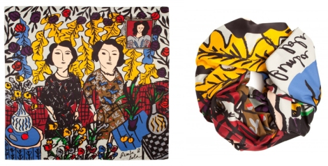 Los pañuelos de Bimba & Lola son originales y muy  sencillos de combinar