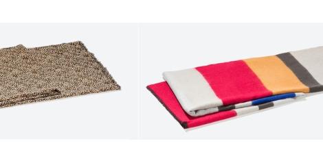 Más opciones de Zara con rayas y estampado animal