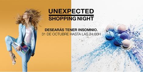 Imagen oficial de Shopping Night de Bonaire para la noche de Halloween