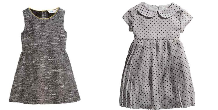 Vestidos del siglo XXI para las niñas de El Resplandor. A la venta en H&M