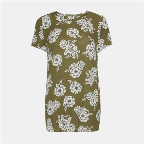 Camiseta floral de Primark. Precio: 11 euros