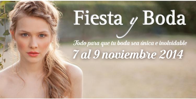 Imagen oficial de Fiesta y Boda 2014 en Feria Valencia