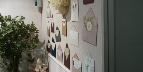 Novedades de invitaciones de boda en la feria nupcial