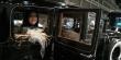 Probando nuevas incorporaciones a los vehículos antiguos que se utilicen en las ceremonias