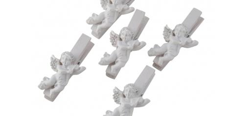 Pinzas de ángeles de Casa para decoración