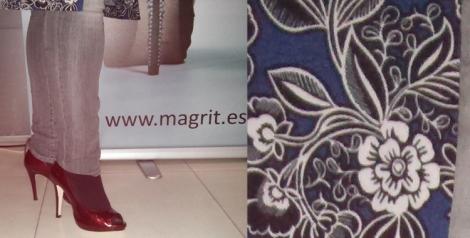 Experiencia Magrit con unos peep toe en Brands&BloggersInLove
