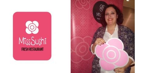 En el photocall de Miss sushi tras la experiencia