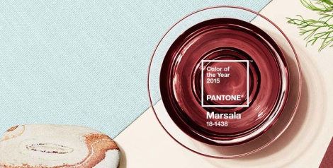 El Marsala nos acompañará durante todo el 2015
