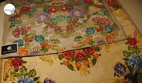 Tipos y clases de telas de fallera ray n damasco - Telas para tapiceria precios ...