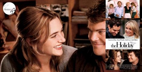 The Holiday. Dos historias de amor muy distintas que merece la pena ver. Encuentros únicos en una época muy especial