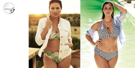 Cazadoras vaqueras, blusas, vestidos y kaftán para completar nuestro look de playa o piscina