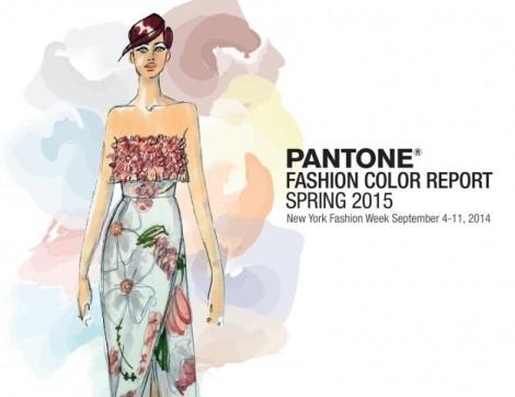 Colores pantone para 2015. El gris se impone y comparte espacio con el negro, el amarillo y el imparable Marsala