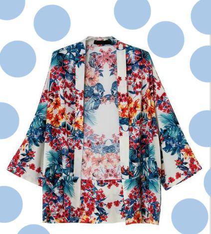 Kimono de She Inside