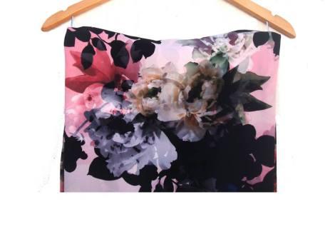 Retal de tela de mi kimono