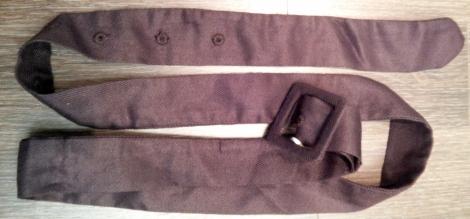 Cinturones cortos o demasiado largos y con pocos agujeros son un problema