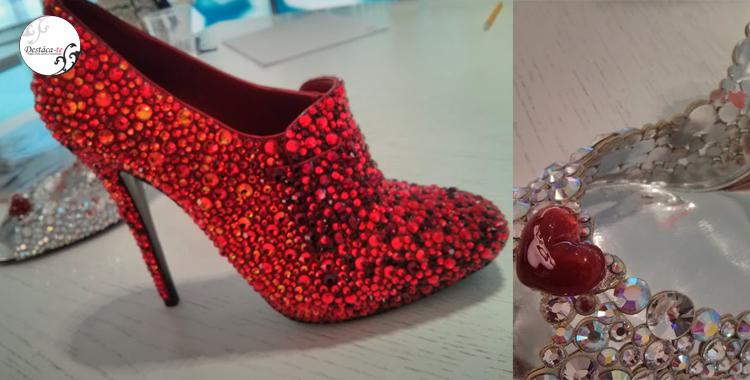 Zapatos para auténticas princesas