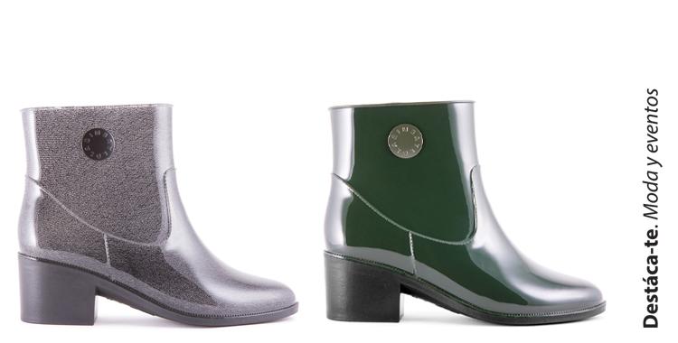 botas de agua katiuska Bimba & Lola moda Destaca-te
