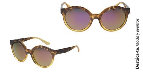 Gafas de sol chic look moda sport
