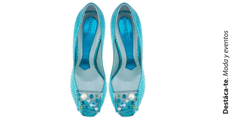 Zapato fiesta salón Gilda Magrit Bloggers Made in Spain
