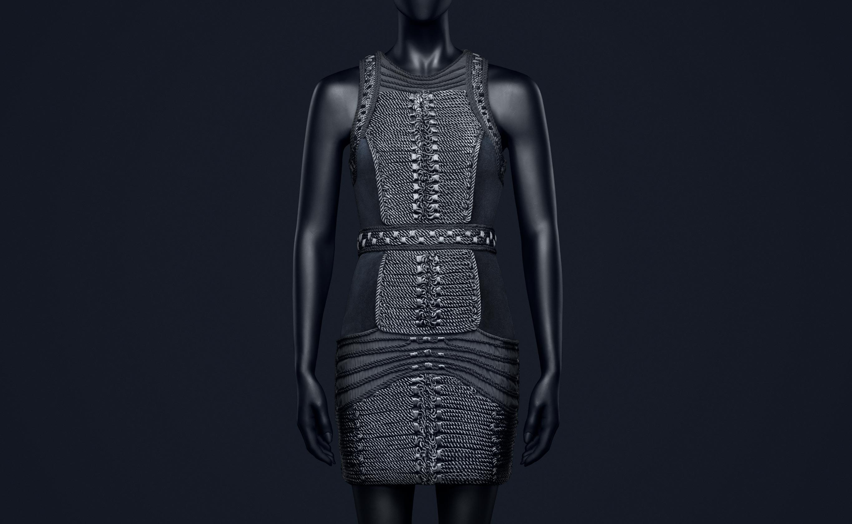 Balmain for H&M collection