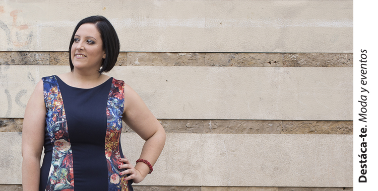 Paloma Silla Destaca-te Barbara Torrijos vestido coctel