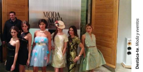 Moda nova events Valencia Destaca-te modelos