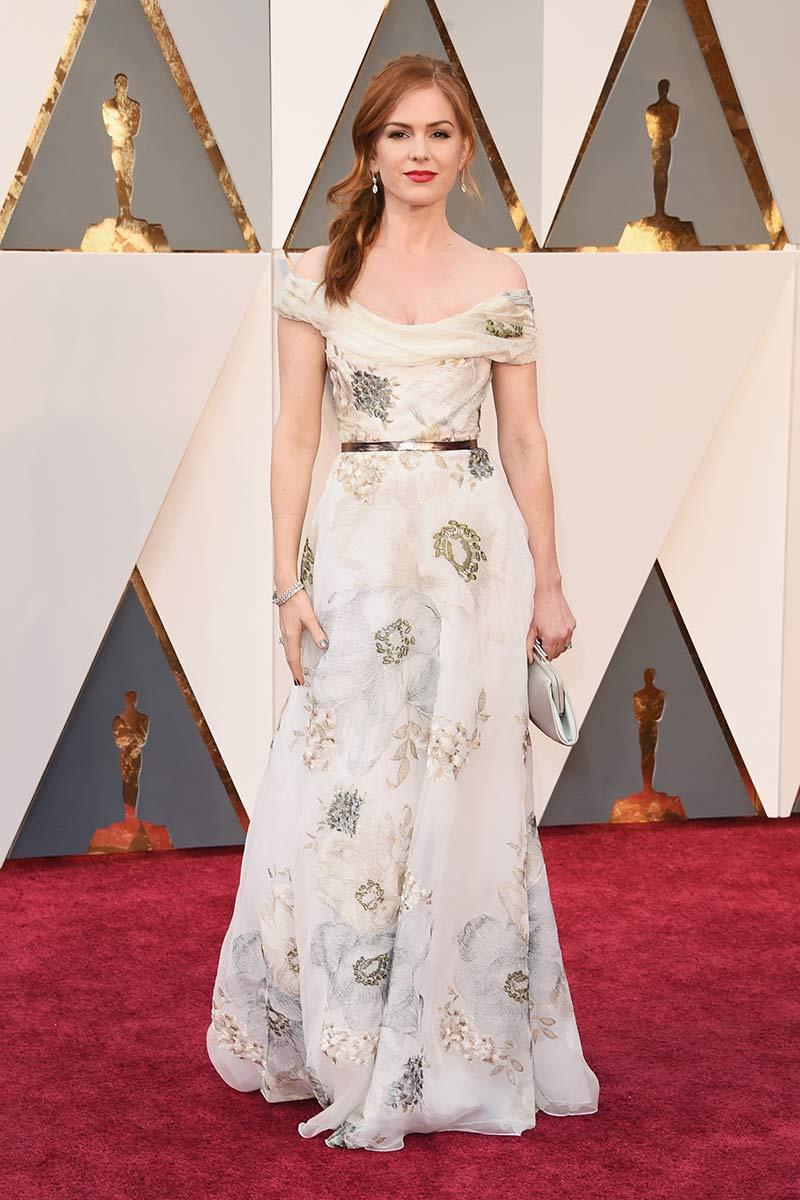 Oscar 2016 alfombra roja
